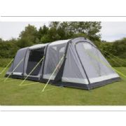 Kampa Hayling 4 Air Pro Tent 2019 (Inc Carpet + Footprint + Vestibule)